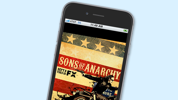 Sons of Anarchy – Mobile