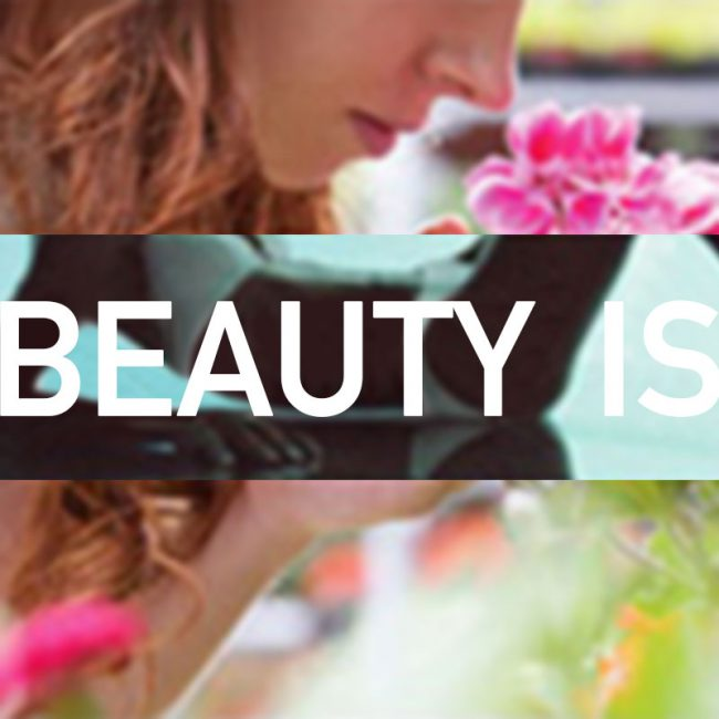 "Cover Girl ""Beauty Is"""
